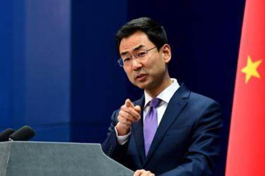 中国攻击日本领土,外交部对此作出回