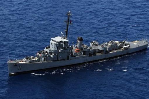 最古老护卫舰退役,曾担任菲律宾海军旗舰