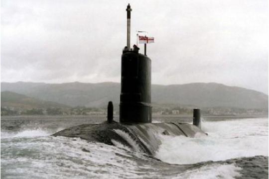 美英核潜艇演习,北极水域两大演习之一