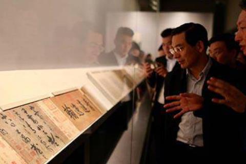 张伯驹诞辰纪念展,民间收藏第一人所捐献珍品