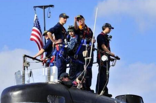 驻日美军士兵涉毒,其中竟然还包含核动力航母船员