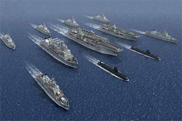 我国海军15年后潜艇将超越美俄?