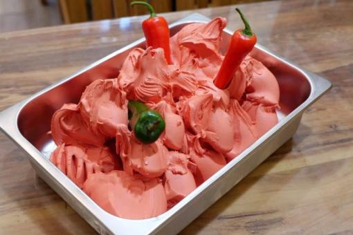 世上最危险冰淇淋,购买者需超18周岁