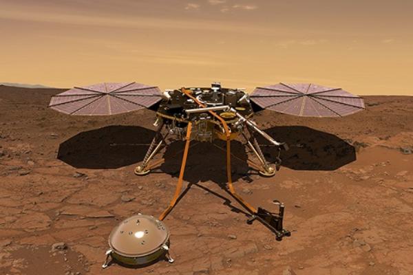 NASA计划发射新一代火星探测器洞察号