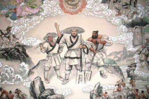 历史上的第一个世袭制朝代夏朝有