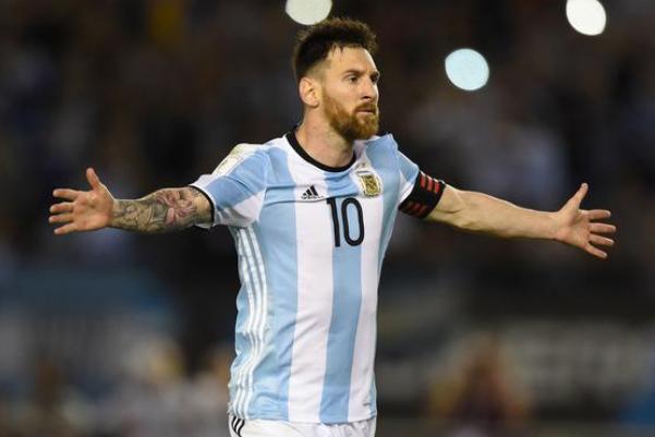 阿根廷打败给西班牙引起了热议这不梅西也跟着躺枪了