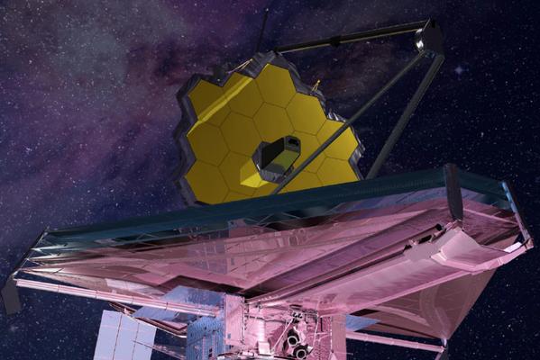 詹姆斯韦伯太空望远镜再次推迟发射