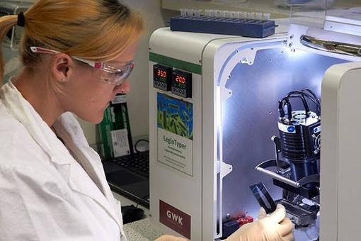 慕尼黑大学研制新型军团菌检测芯片