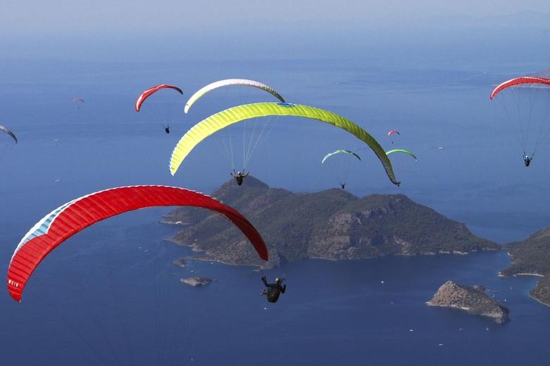 空中运动会奥林德尼斯国际航空运动