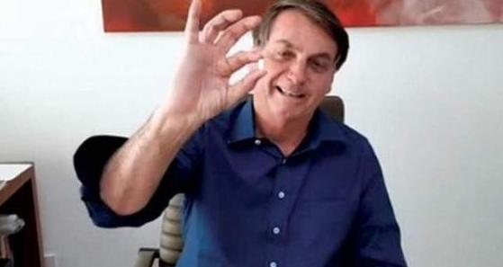 巴西总统二检仍为阳性,一周的隔离已经令其无法忍受