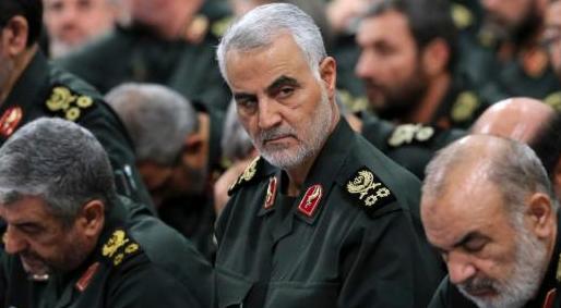 伊朗将处决CIA间谍,曾出卖苏莱曼尼