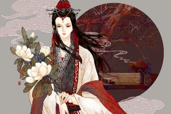 郭女王,历史上的郭女王